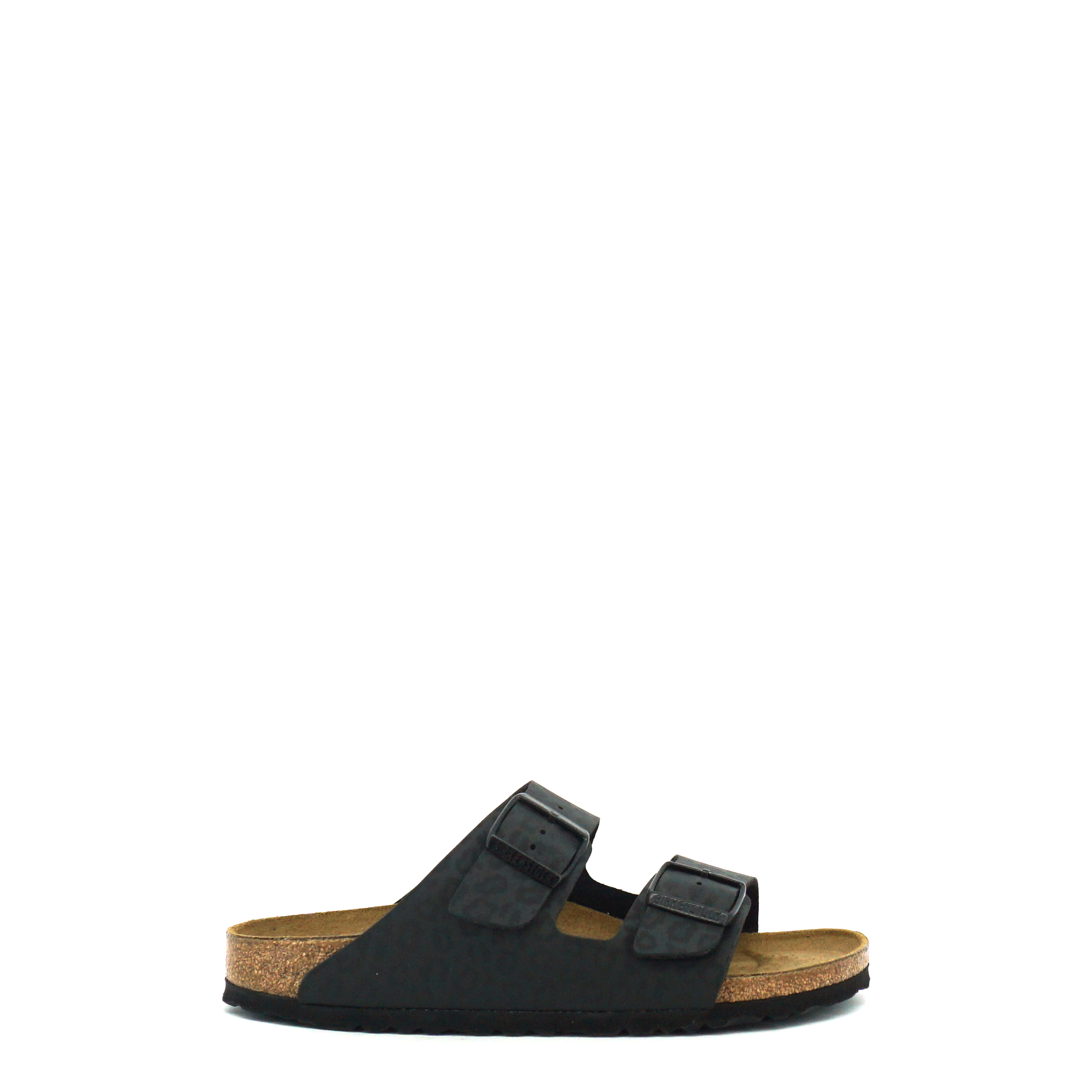 Birkenstock Arizona zwart slipper dames