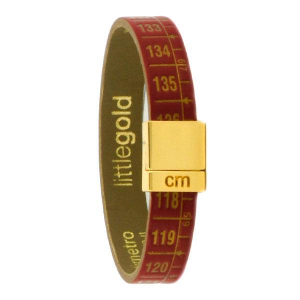 Armband Il Centimetro Red Gold Little