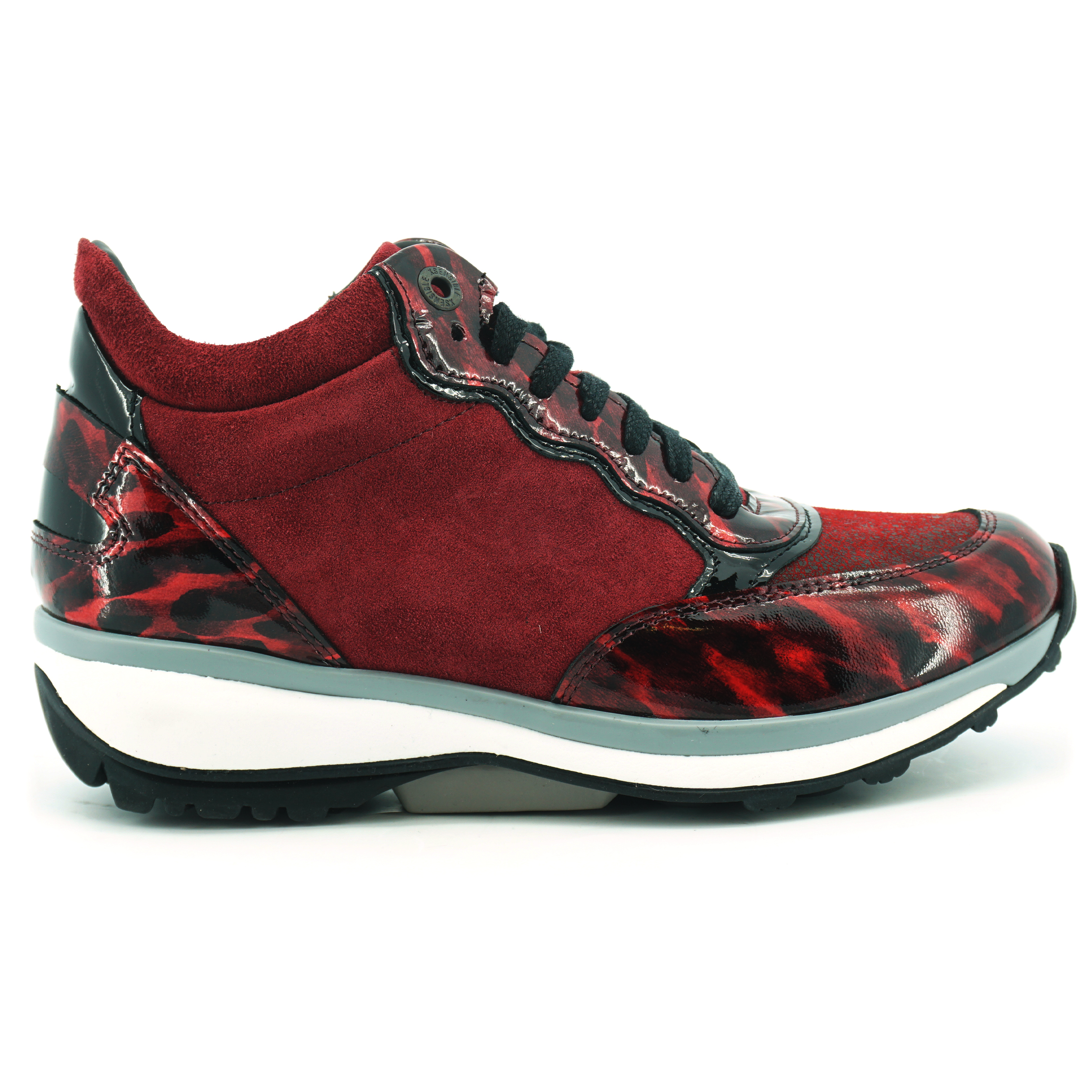 Xsensible Roma sneaker 30059 dames rood G