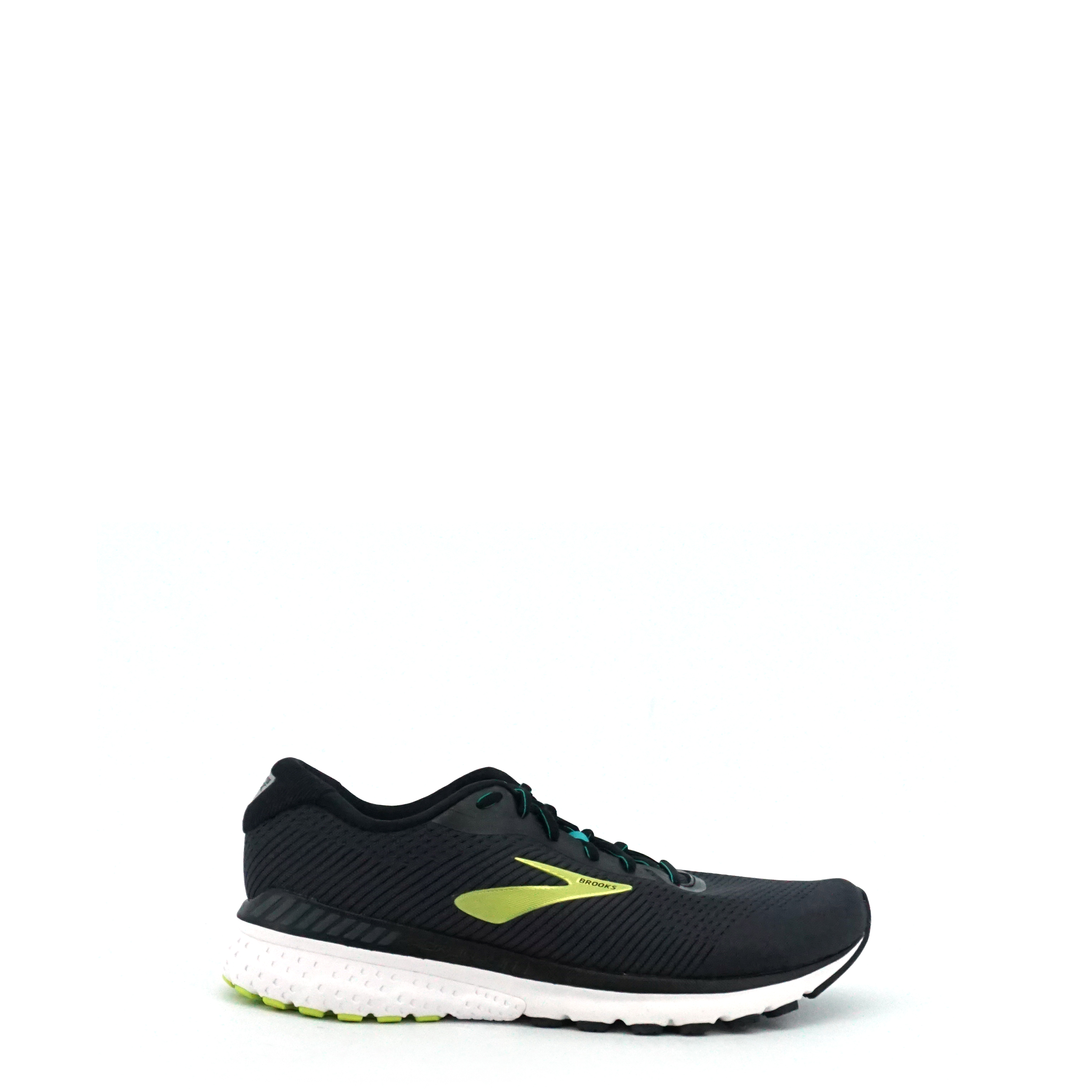 Brooks Adrenaline GTS 20 zwart Heren