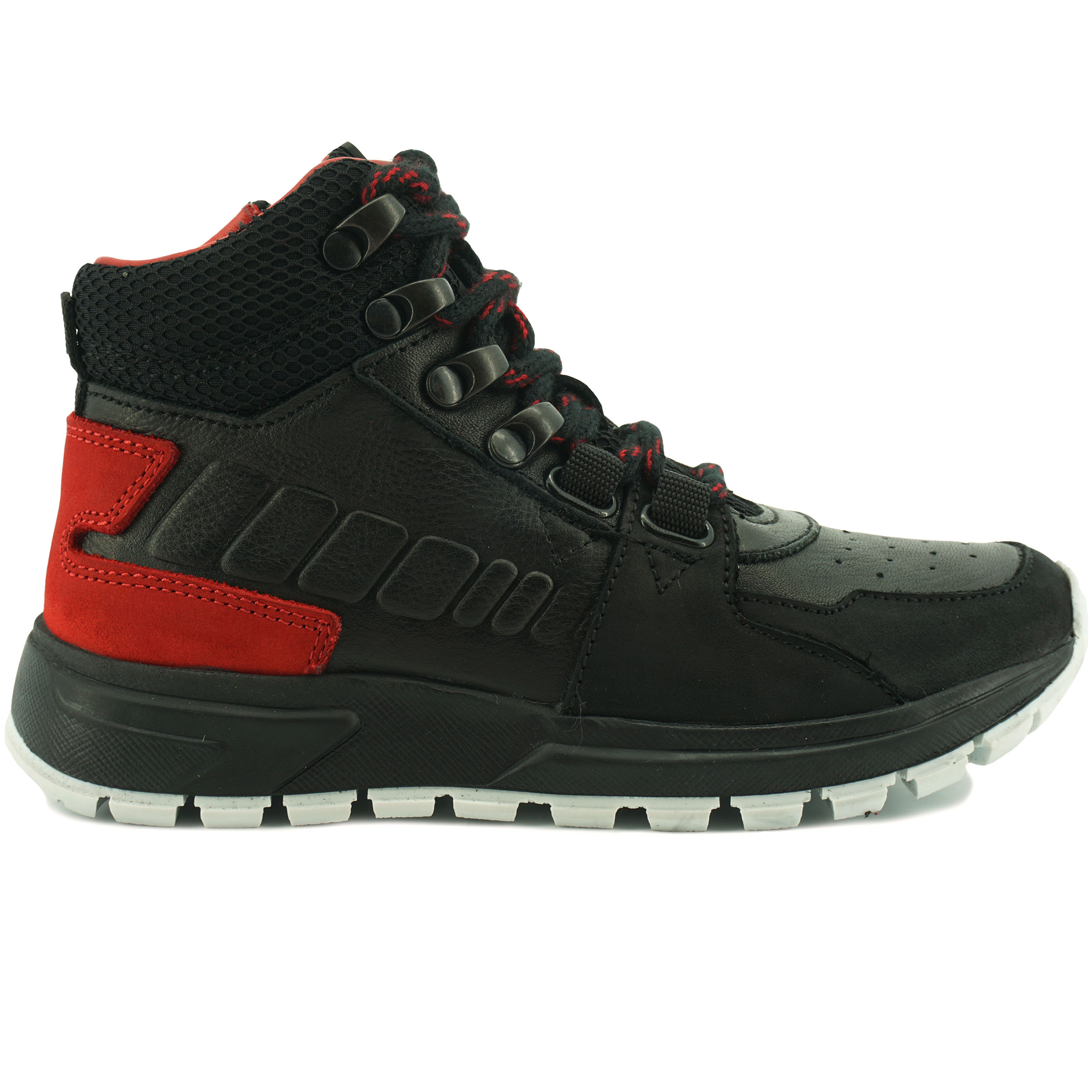 Trackstyle Boot 321868 Black/Red 5