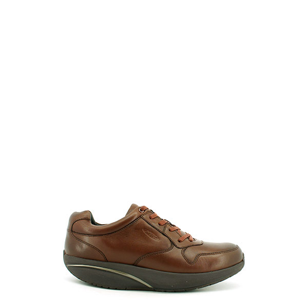 Heren sneaker MBT Said 6s Lace Up bruin
