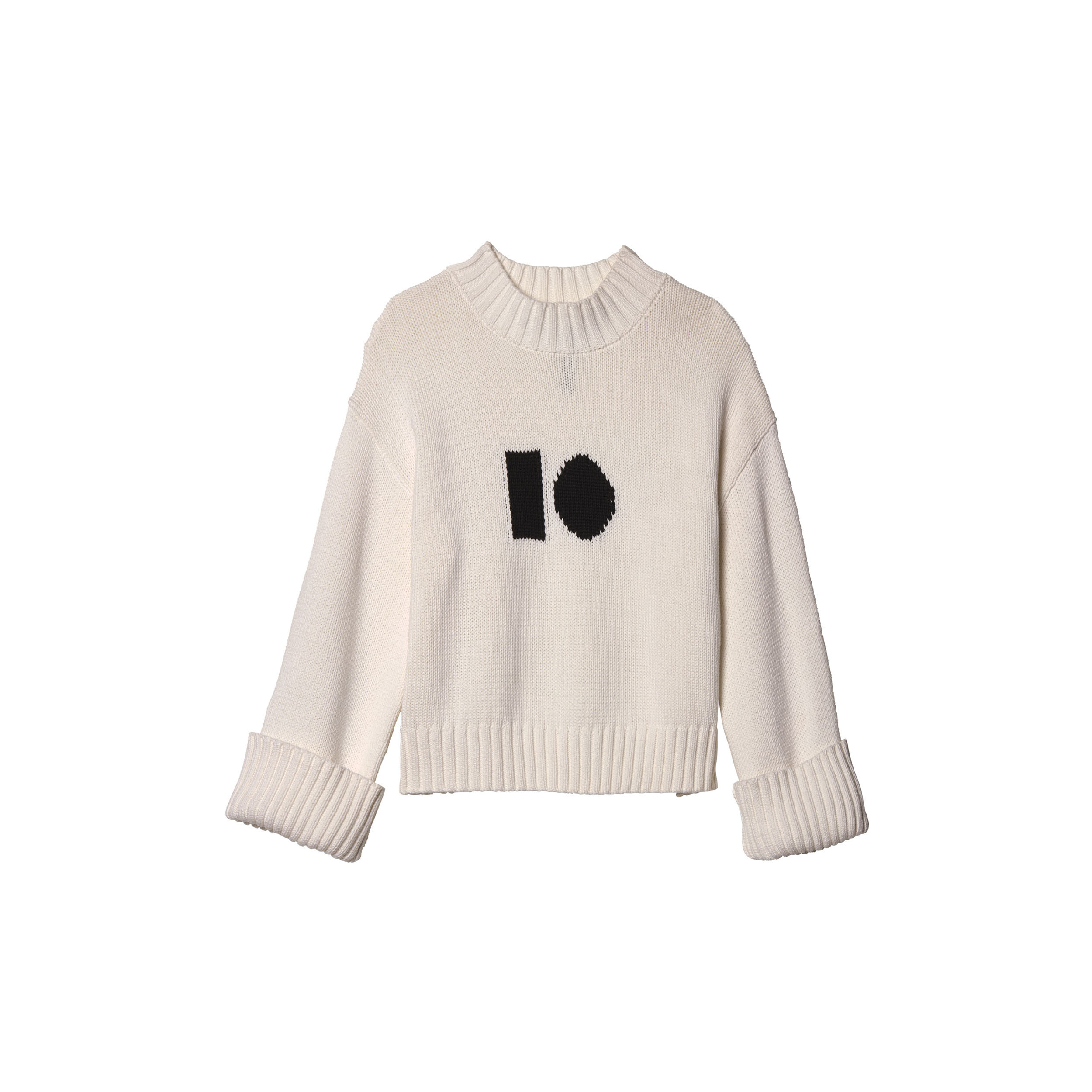 Dames Trui 10Days Big Sweater