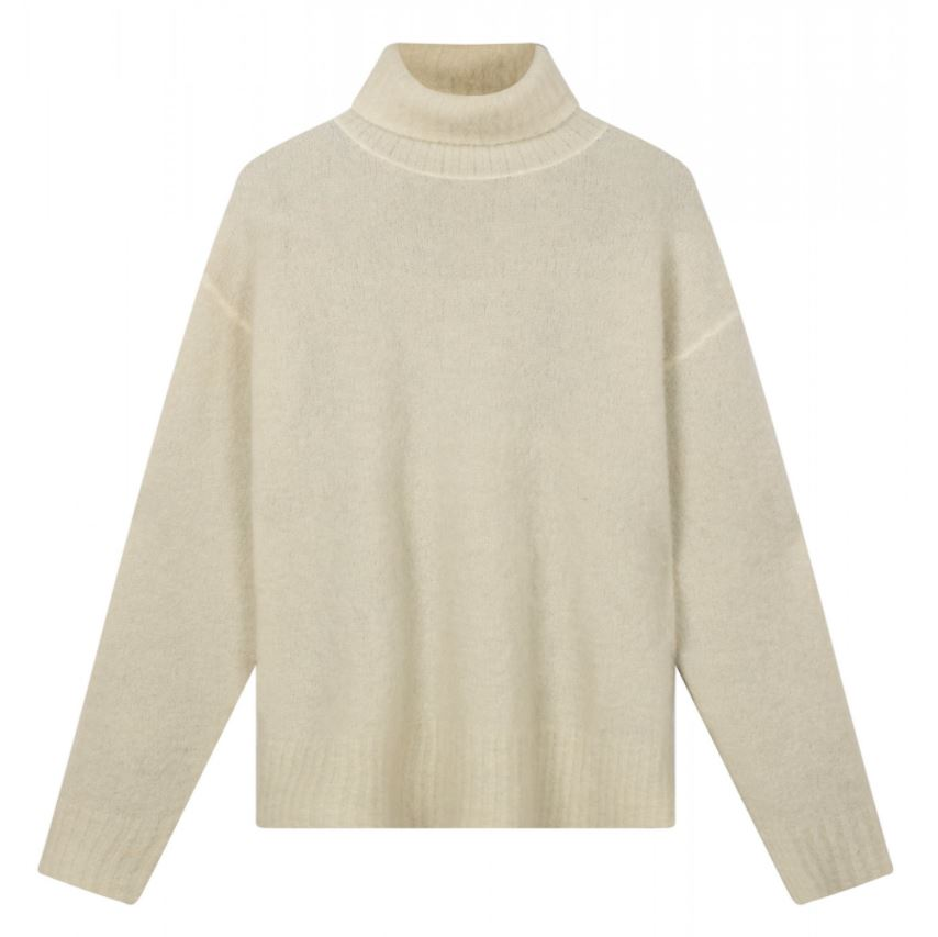 10Days reversible coll sweater dames