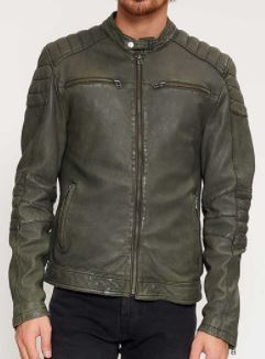 Goosecraft Jacket 965 military groen