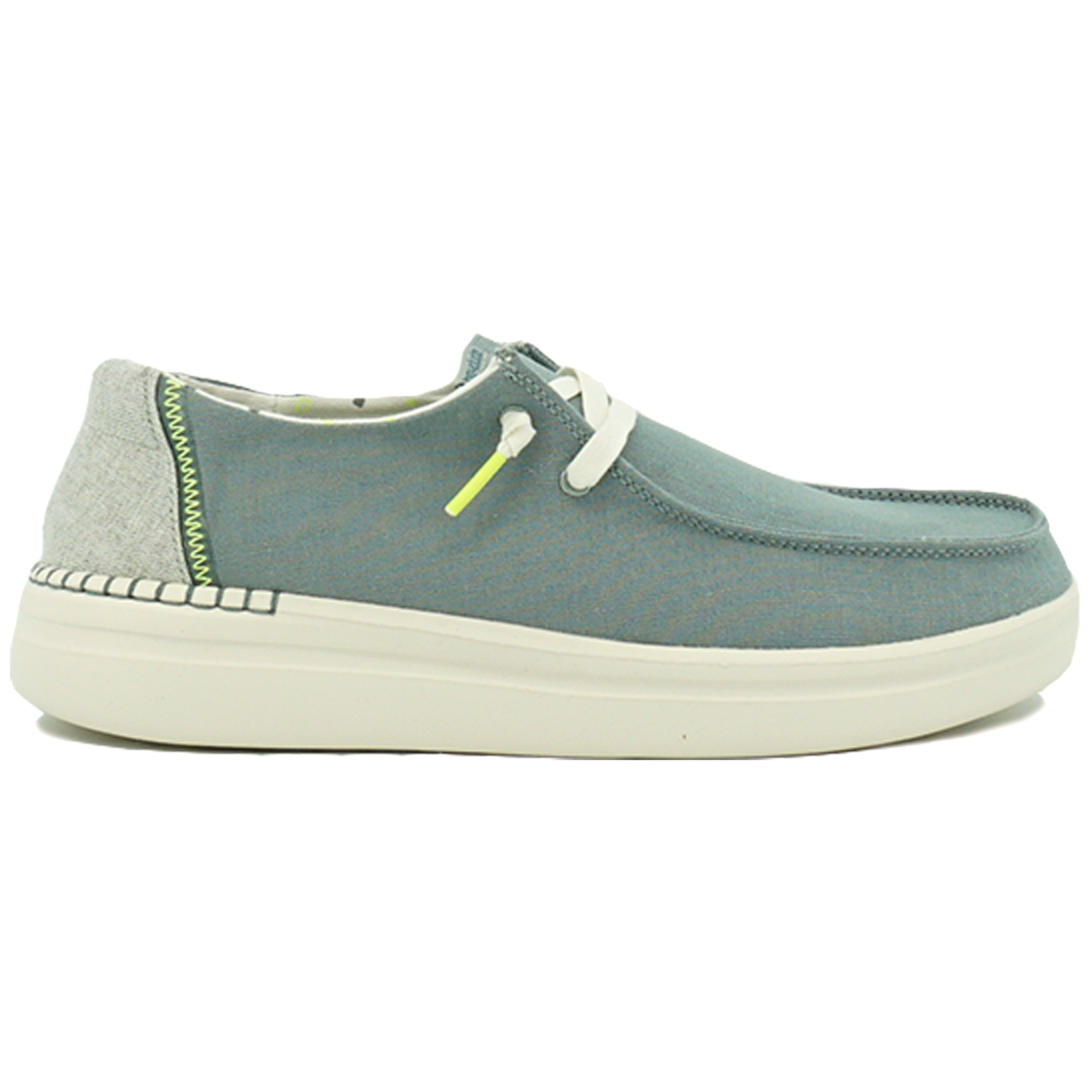 Hey Dude Wendy Rise Chambray Abyss Blue