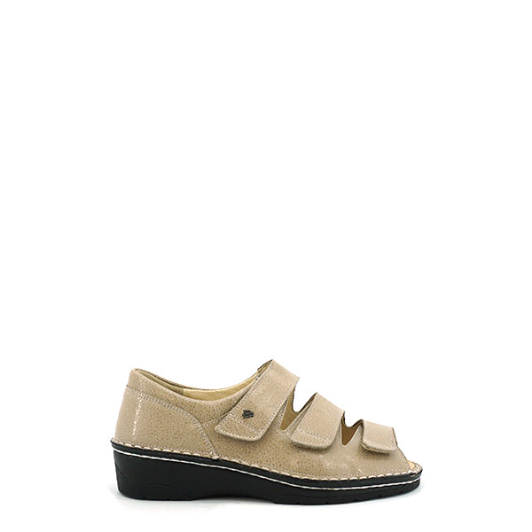 Dames sandaal Finn Comfort Ischia taupe