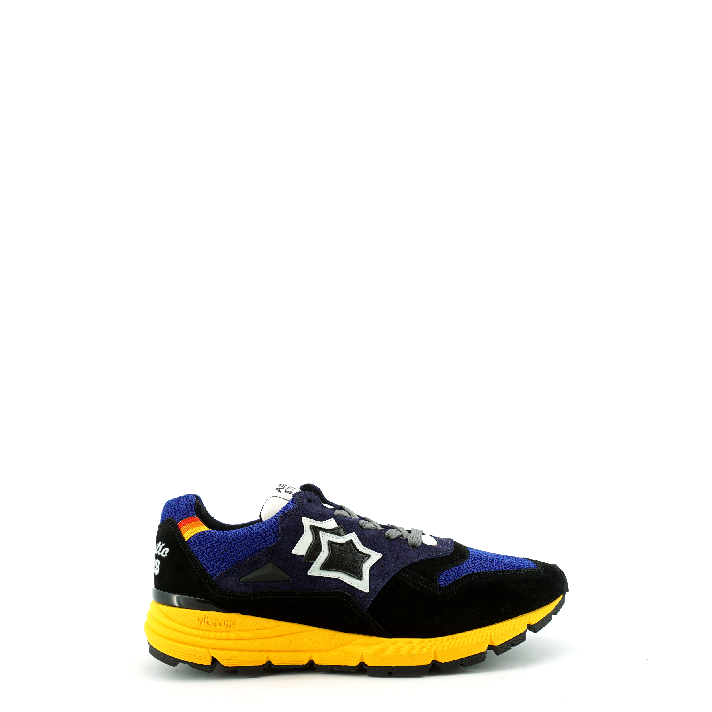 Atlantic Stars Polaris sneaker blauw heren