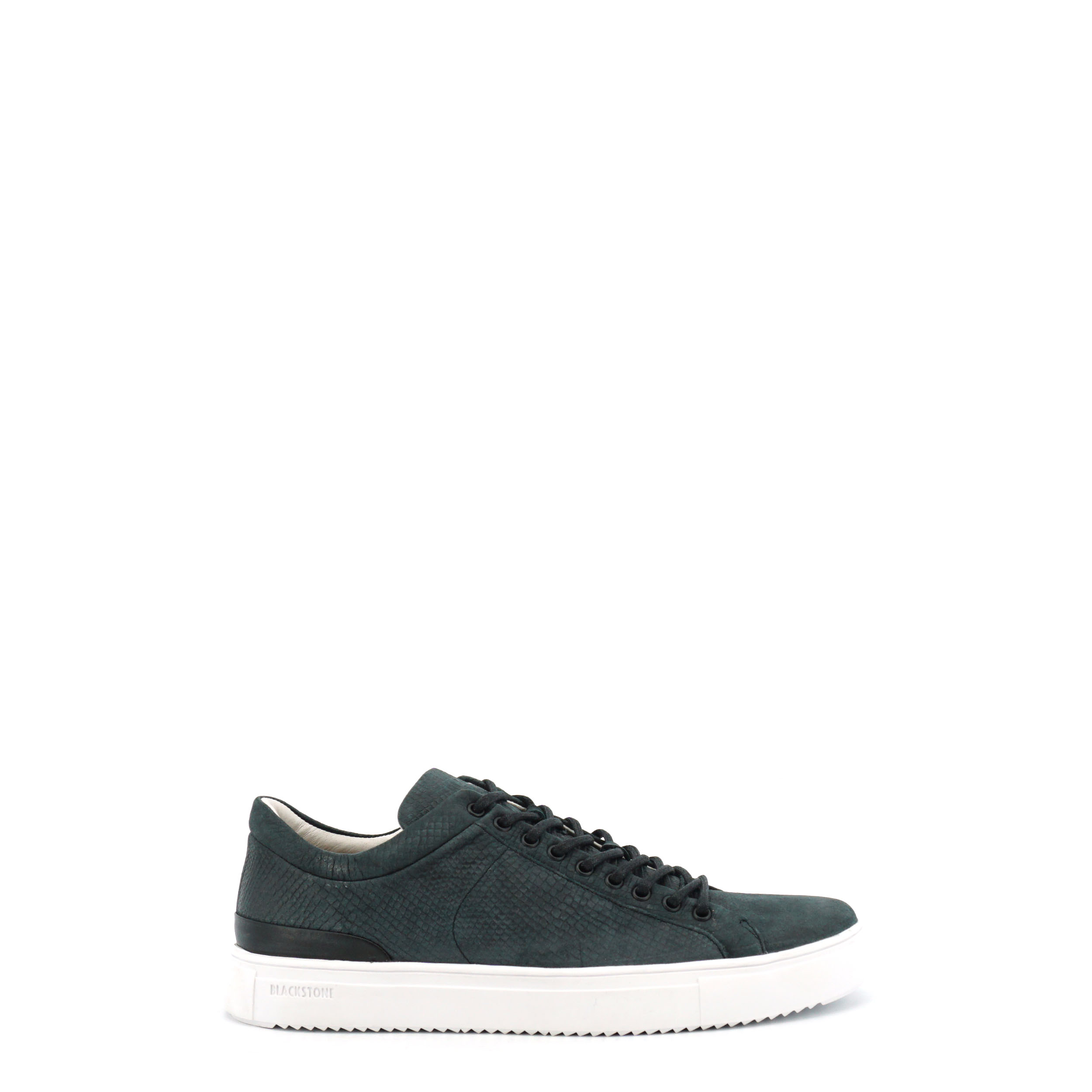 Blackstone PM45 zwart sneaker heren